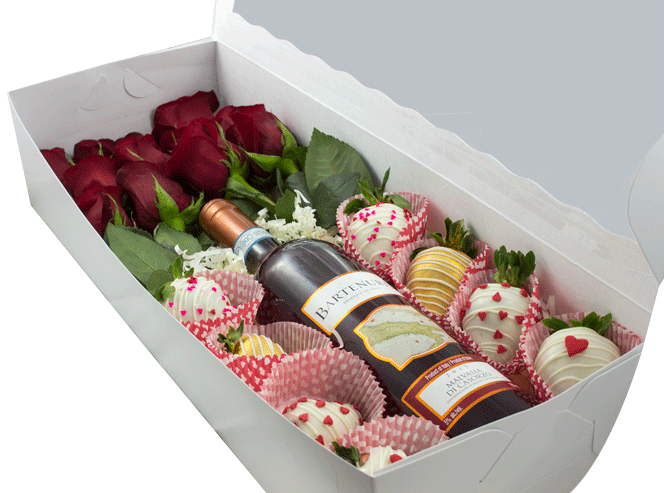 Cupid Struck Gift Box